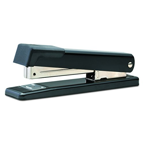 Bostitch Classic Metal Desktop Stapler, Full-Strip, Black