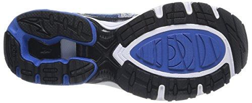Para 2 Hombre Blue De Running Wave Laser Mizuno silver Victoria anthracite Zapatillas wUEYy1