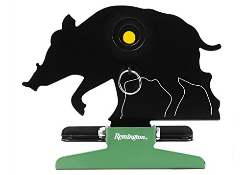 Remington Knockdown Target, Wild Hog, Manual Reset, 2 Kill-Zone - Shooting Remington Targets