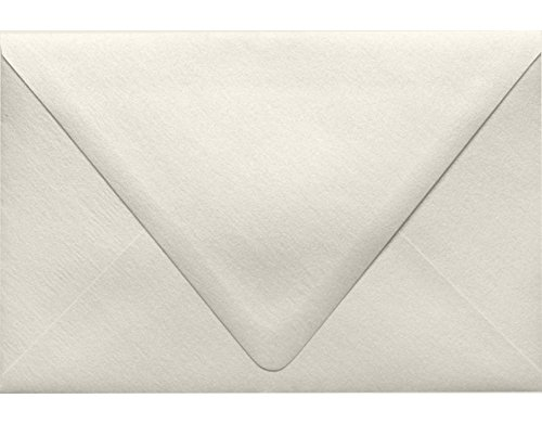 6 x 9 Booklet Contour Flap Envelopes - Quartz Metallic (50 Qty)   Perfect for mailing Documents, Catalogs, Direct Mail, Promotional Material, Brochures and More  1820-08-50