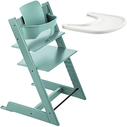 Stokke Tripp Trapp Chair With Baby Set & Tray