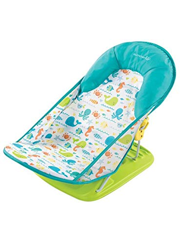 Summer Tub (Summer Infant Deluxe Baby Bather, Multi)