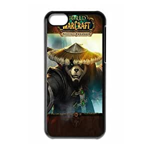 Custom Case Warcraft for iPhone 5C Z4F3938601