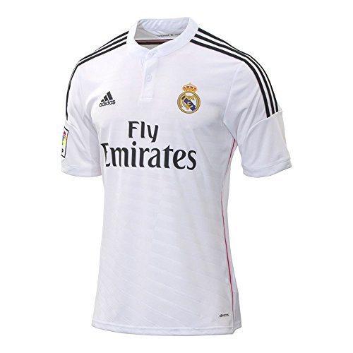Amazon.com: Real Madrid Home Jersey 2014 / 2015: Clothing