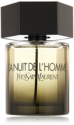Yves Saint Laurent La Nuit De L'Homme Eau de Toilette Spray, (Parfums Yves Saint Laurent)