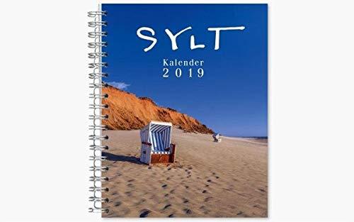 Sylt - die Insel 2019 Tischkalender