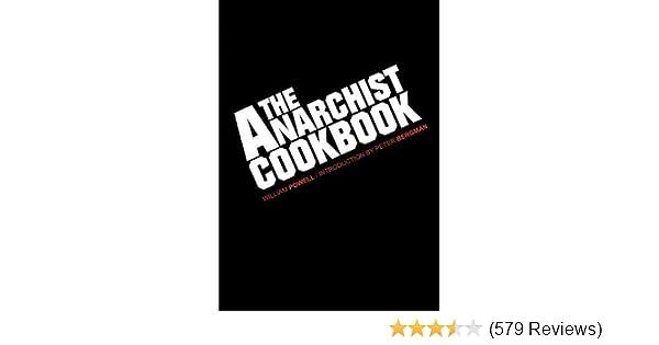 the anarchist cookbook william powell 9781684111374 amazon com books