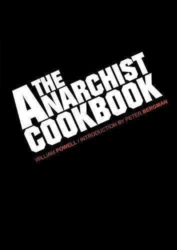 The Anarchist Cookbook cover