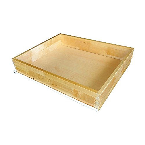 Home Decorators Collection 11x4x21 in. Roll Out Tray Kit for 15 in. Base Cabinet in Natural Birch by Home Decorators Collection