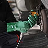 Pacific PPE Nitrile Chemical Resistant Gloves,Heavy