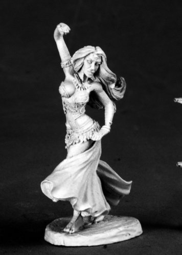 Nalani Dancing Girl Dark Heaven (Childrens Miniature)