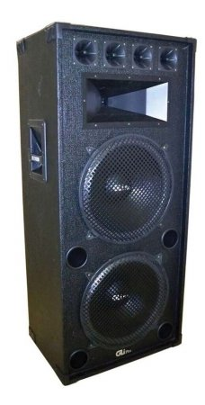 GLi XX1510 Channel Studio Subwoofer