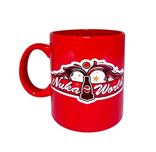 Fallout Nuka World Ceramic Coffee Mug, 16oz
