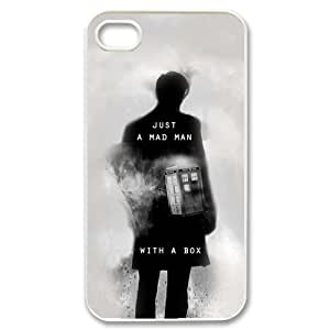 Unique Hard Cases Series Doctor Who iphone 5 5s case,Movie Doctor Who iphone 5 5s white case cover at abcabcbig store