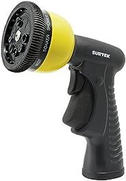 Surtek 130348 Pistola para Riego Automática 9 Funciones Metálica