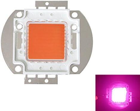led world 100W 380-840nm Full Spectrum LED Grow Chip Module Light ...
