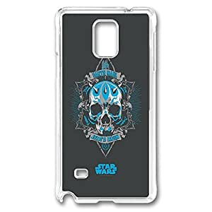 Darth Maul Jedi Run Polycarbonate Hard Case Cover for samsung note 4 Transparent by ruishernameMaris's Diary