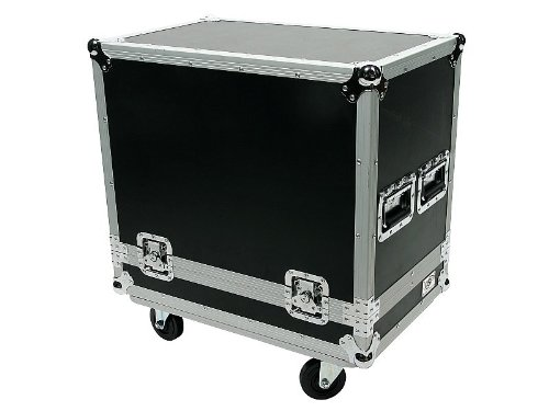 (OSP Cases | ATA Road Case | Amplifier Case for Fender Hot Rod Deville 212| ATA-HR-DEV-212)