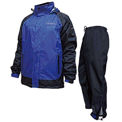 トオケミ(TOHKEMI) レインウェア COCOON(コクーン)ウェザースーツ 3L ブルー #45900