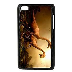 Jurassic Park iPod Touch 4 Case Black nuk