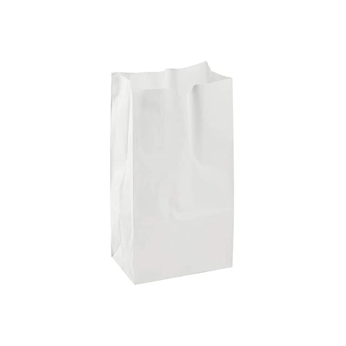 The Best White Paper Bags Food