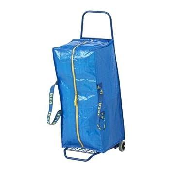 Amazon.com: Frakta carro de mano con bolsa de almacenamiento ...