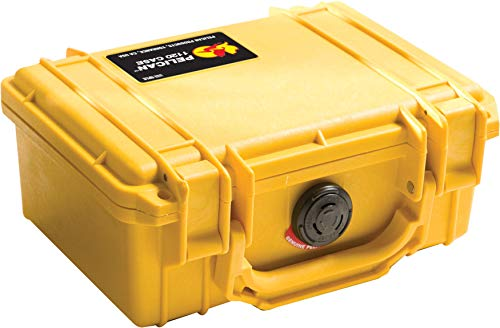- Pelican 1120 Case With Foam (Yellow)