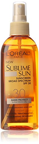 LOreal Paris Sublime Sheer Protect