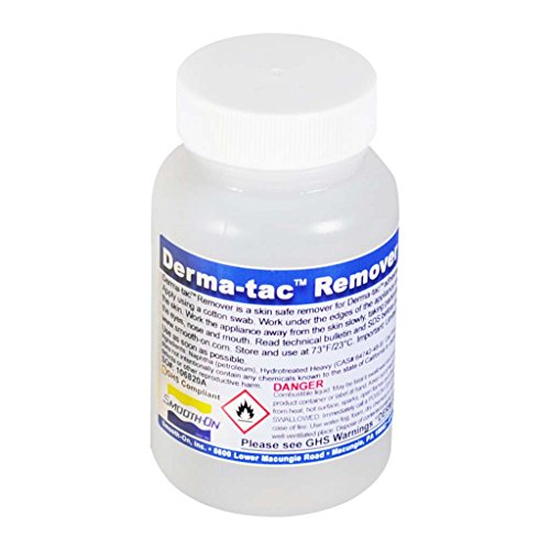 Price comparison product image Derma-tac Remover Silicone Adhesive Remover - 4 oz Bottle