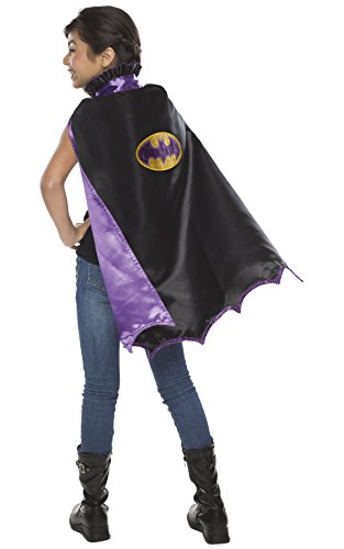 Rubie's Costume DC Superheroes Batgirl Deluxe Child Cape Costume