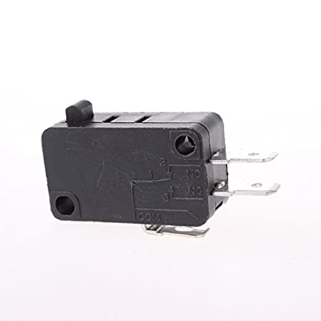 20 pcs microondas horno puerta congelador Micro Switch KW8 AC/DC ...
