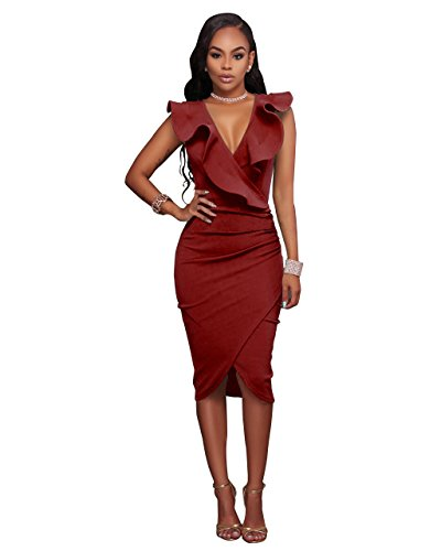 Designer Sexy Cocktail Party Dress - 6