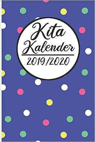 Calendrier Avent Kinder 2020.Amazon Fr Kita Kalender 2019 2020 Erzieherplaner 2019