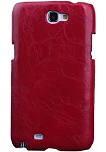 GALAXY Note II OIL SKIN leather CASE(V021728001)