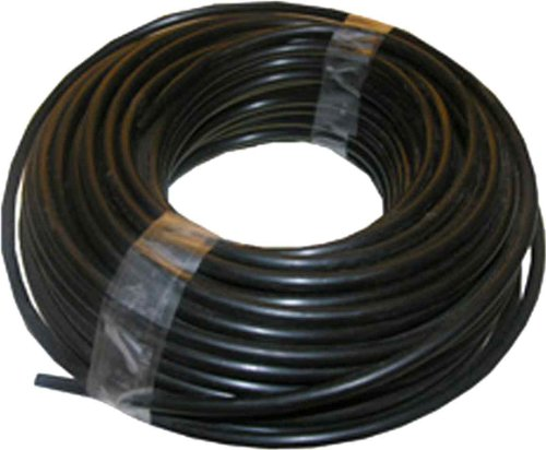 (Drip Irrigation Feeder Branch Poly Rigid Line Tubing, Use with 1/4-Inch Drippers, Emitter and Misters, 50-Foot Length)
