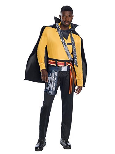 Rubie's Men's Lando Calrissian Deluxe Adult Costume,