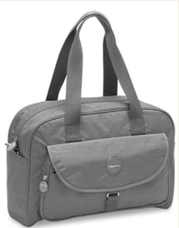 Pirulos 48231230 - Bolso, 42 x 30 x 15 cm, color gris ...