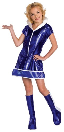 The Jetsons, Jane Jetson Child's Costume, Large -