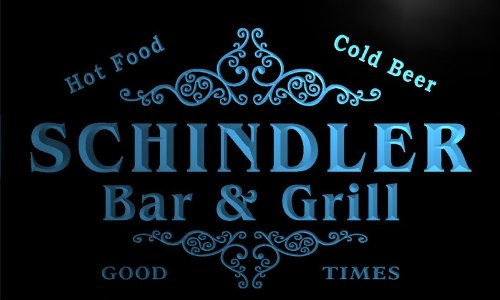 u39820-b-schindler-family-name-bar-grill-home-brew-beer-neon-sign