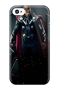 Top Quality Rugged The Avengers 81 Case Cover For Iphone 4/4s