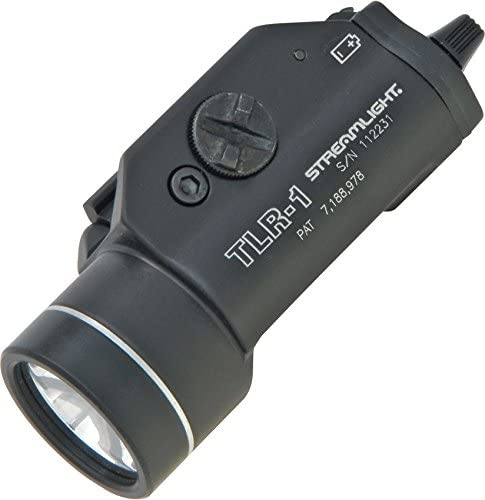 Streamlight TLR-1 Weapon Mount Tactical Flashlight Light