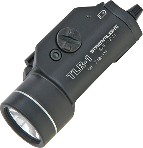 Streamlight 69110 TLR-1 Weapon Mount Tactical Flashlight Light - 300 Lumens