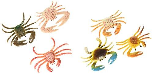 Us Toy Plastic Toy Crabs Action Figure  1 Dozen