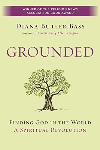 Grounded: Finding God in the World-A Spiritual Revolution cover