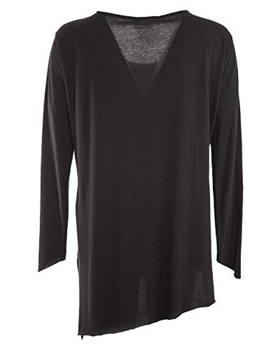 MAZE Damen, Shirt MSH1-61-114 Damen Shirt Rundhals, schwarz, weiss, Motivdruck XS-XL