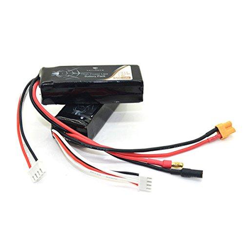 Bazaar Vappower DNA200 950mAh 30C Lithium Polymer Battery DIY For Vapor - Accessories Shark Vapor