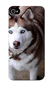Hot Design Premium VTMSKW-2402-OlcyZ Tpu Case Cover Iphone 5/5s Protection Case (Animal Dog)