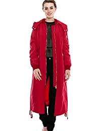 Amazon.com: Reds - Trench, Rain & Anoraks / Coats, Jackets & Vests ...