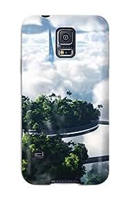 [fzdPMxH264dvdKI] - New Dual Monitors Zombie Protective Galaxy S5 Classic Hardshell Case
