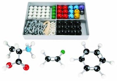 3B Scientific W19721 50 Piece Organic Chemistry Molecular Model Student Set